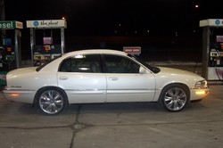 LREED 2001 Buick Park Avenue