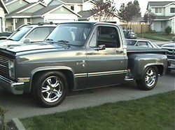 dxtreme27s 1983 Chevrolet C/K Pick-Up