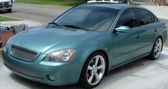Black Nissan Altima >> coolio0079 2002 Nissan Altima Specs, Photos, Modification Info at CarDomain