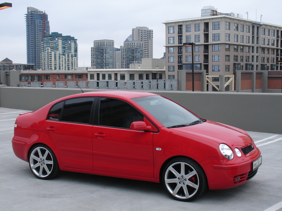 polo9n 2004 volkswagen polo specs photos modification info at cardomain. Black Bedroom Furniture Sets. Home Design Ideas