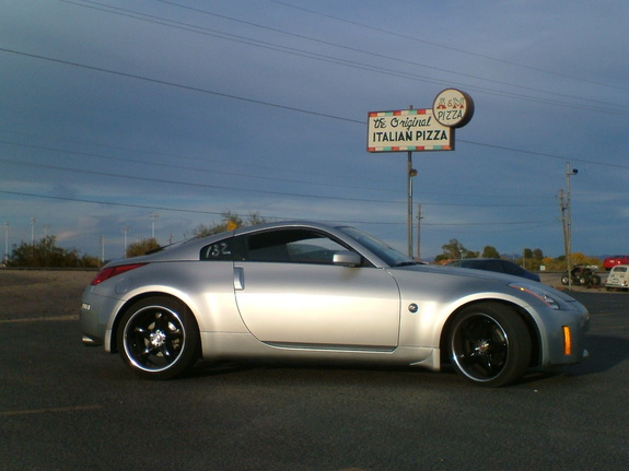 CodeRed30 2003 Nissan 350Z Specs Photos Modification Info at