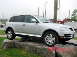 PARDESIs 2004 Volkswagen Touareg