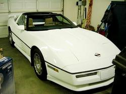 ytknght 1985 Chevrolet Corvette