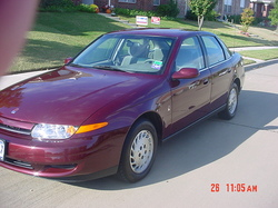 My2001Saturns 2001 Saturn L-Series