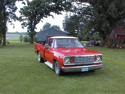 stol701 1978 Dodge D150 Club Cab