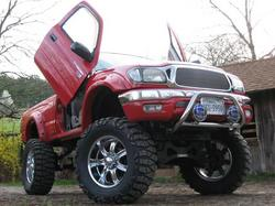 CDUBdiddy21 2001 Toyota Tacoma Regular Cab