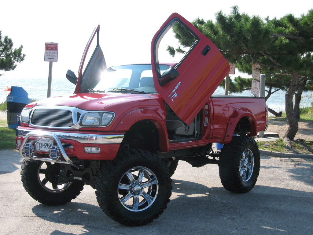 CDUBdiddy21 2001 Toyota Tacoma Regular Cab's Photo Gallery ...