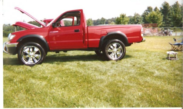 Another CDUBdiddy21 2001 Toyota Tacoma Regular Cab post... - 7627360
