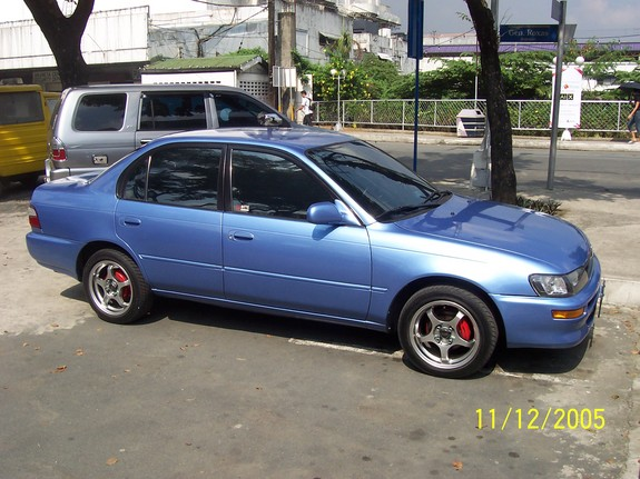 gboy108 1996 Toyota Corolla Specs, Photos, Modification Info at ...