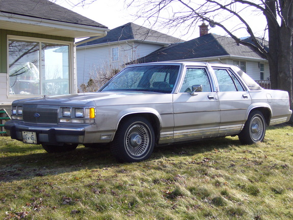 91LTDProject's 1991 Ford LTD Crown Victoria
