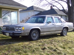 91LTDProject 1991 Ford LTD Crown Victoria