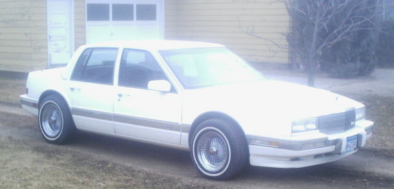 guitarpuppet 1991 cadillac seville specs photos modification info at cardomain cardomain
