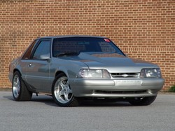 purponys 1989 Ford Mustang