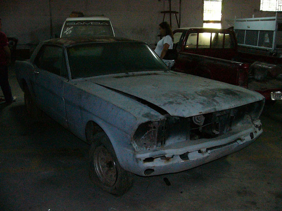 Another max_roth 1964 Ford Mustang post... - 7590398