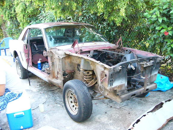 Another max_roth 1964 Ford Mustang post... - 7590399