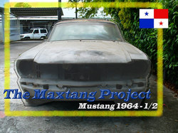 max_roth 1964 Ford Mustang