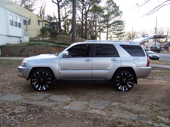 tinkasman 2003 toyota 4runner specs photos modification. Black Bedroom Furniture Sets. Home Design Ideas
