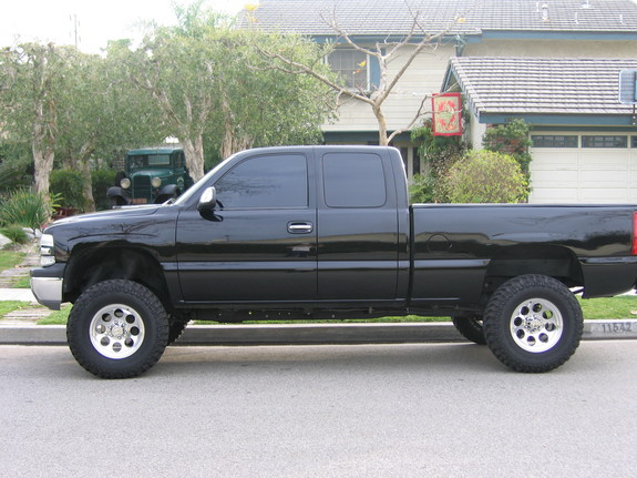 lftdsilvy33 2001 chevrolet silverado 1500 regular cab specs photos modification info at cardomain. Black Bedroom Furniture Sets. Home Design Ideas