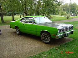 SGGDuster 1974 Plymouth Duster