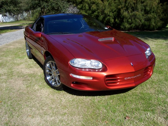 Another 2001sunset 2001 Chevrolet Camaro post... - 7597580