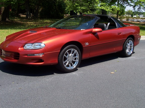 Another 2001sunset 2001 Chevrolet Camaro post... - 7597607