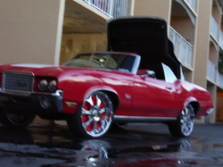 yogistylez1000s 1972 Oldsmobile Cutlass Supreme