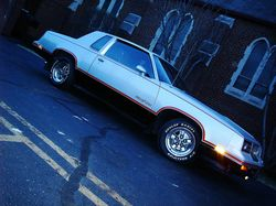 Onionmans 1984 Oldsmobile Hurst/Olds