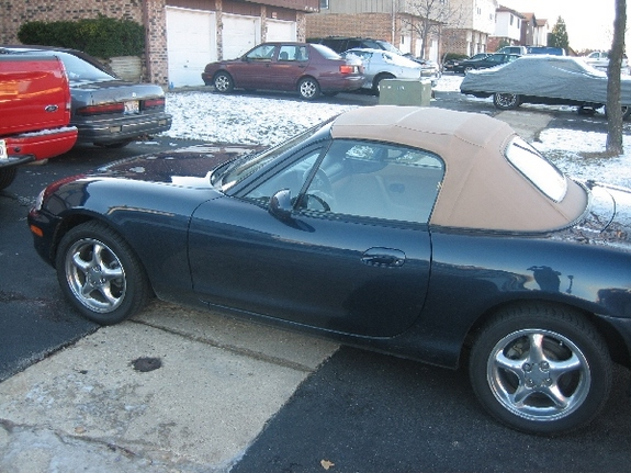 Another Machiave11i 2000 Mazda Miata MX-5 post... - 7593192