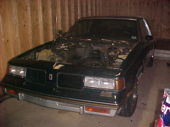 87rocket455 1987 Oldsmobile Cutlass 7593255