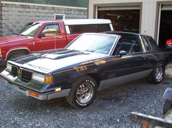87rocket455s 1987 Oldsmobile Cutlass