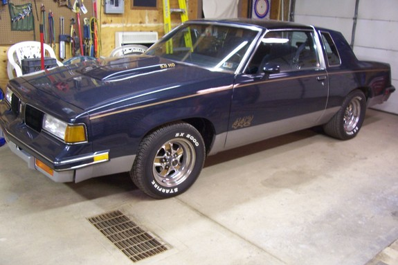 87rocket455 1987 Oldsmobile Cutlass 7593266