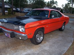 Codemannings 1973 Plymouth Duster