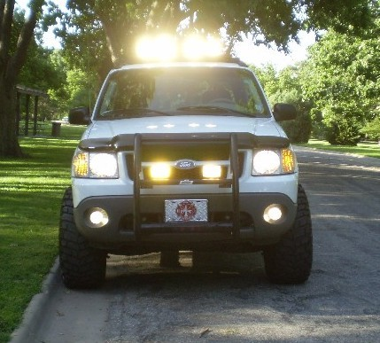 gti250hp 2003 Ford Explorer Sport Trac Specs, Photos ...