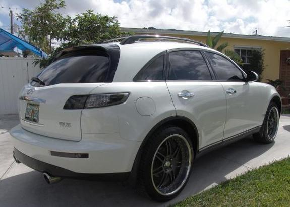 List Of Synonyms And Antonyms Of The Word 2004 Infiniti Fx