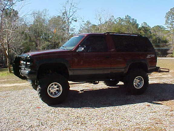 Bamahoe98 1998 Chevrolet Tahoe Specs Photos Modification Info At