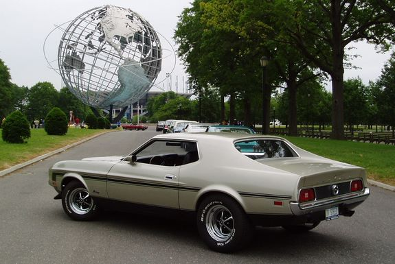 71steed 1972 Ford Mustang