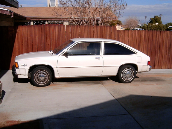 Another Docp5 1984 Chevrolet Citation post... - 7598518
