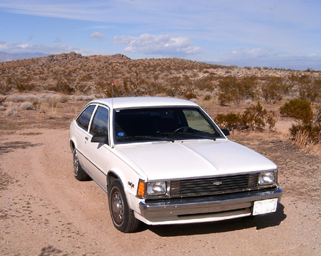 Another Docp5 1984 Chevrolet Citation post... - 7598520