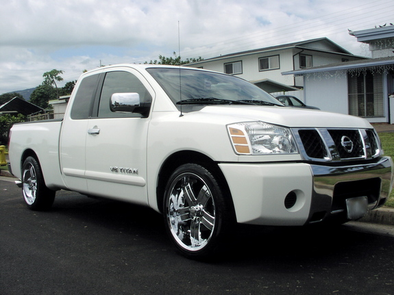 Tite An Wet 2005 Nissan Titan Crew Cab Specs Photos