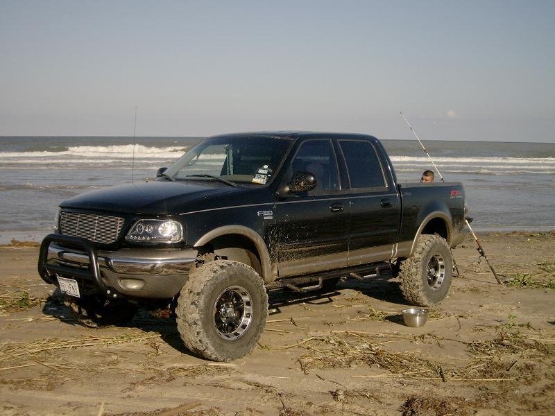 Another carlos4x4sand 2002 Ford F150 Regular Cab post... - 7602620