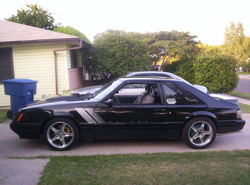 mustanggt86s 1986 Ford Mustang