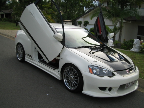 paul_dc5's 2004 Honda Integra
