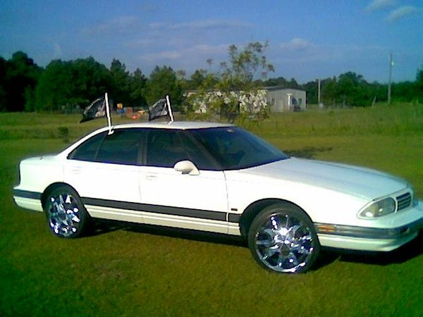 Another dagreatdirk 1995 Oldsmobile 88 post... - 8576906