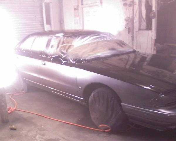 Another dagreatdirk 1995 Oldsmobile 88 post... - 8576907