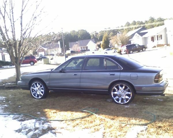 Another dagreatdirk 1995 Oldsmobile 88 post... - 8576908