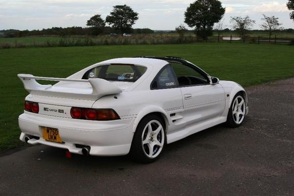 Glesgamr2 1995 Toyota Mr2 Specs Photos Modification Info