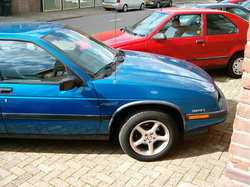 deffufas 1994 Chevrolet Corsica