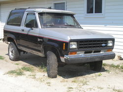 Jb88broncoIIs 1988 Ford Bronco II