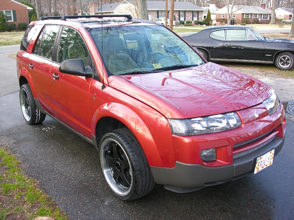Whitezion 2002 Saturn Vue Specs Photos Modification Info At Cardomain