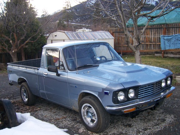wickedwild17's 1974 Chevrolet LUV Pick-Up